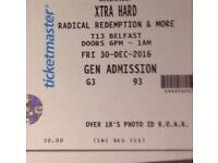 Goodgreef ticket for sell cheap