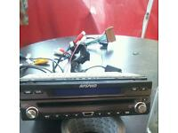 Ripspeed CD/DVD player