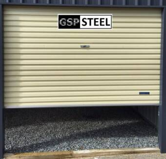 **GARAGE ROLLER DOOR SPECIAL** 2.67m Wide x 3.6m High (NEW)