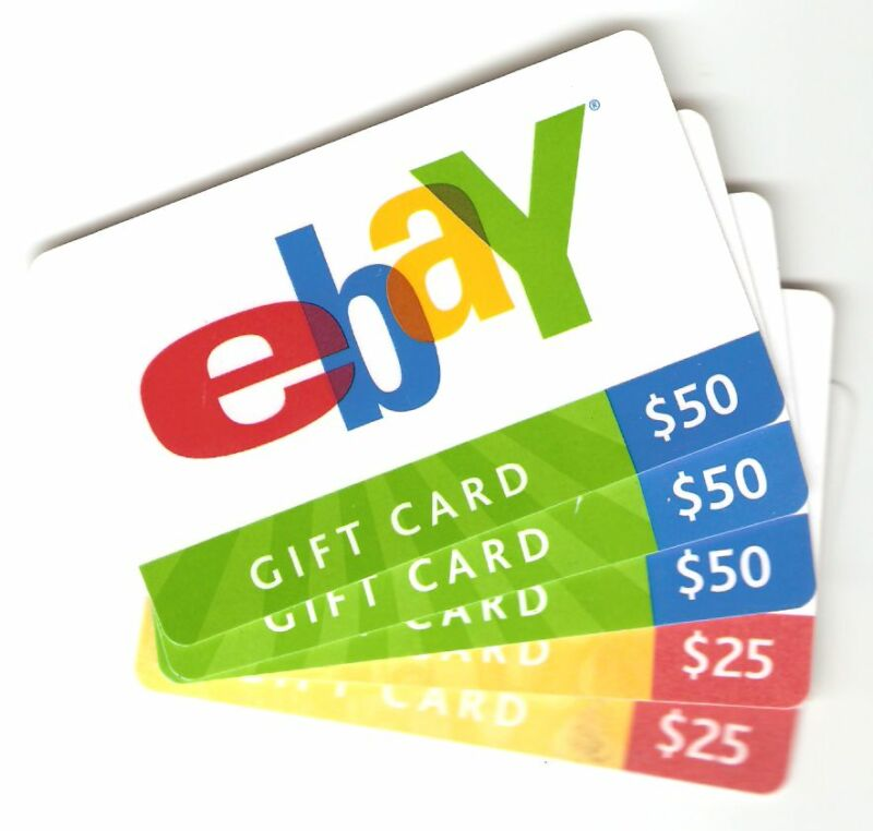 How To Activate An Ebay Gift Card Use Coupons And Ebay Bucks