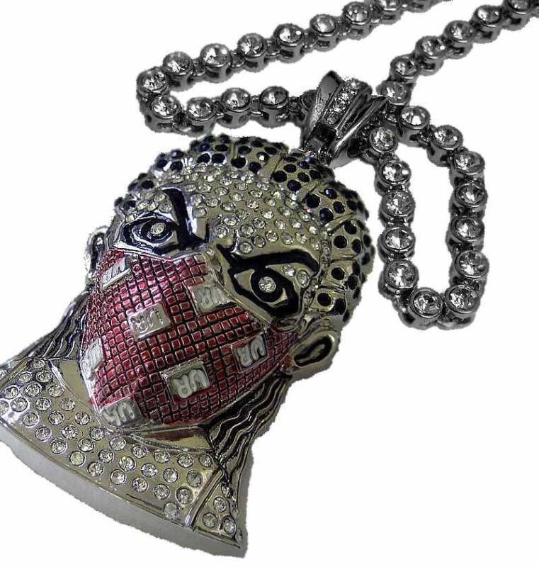 Diamond Hip Hop Pendant Ebay