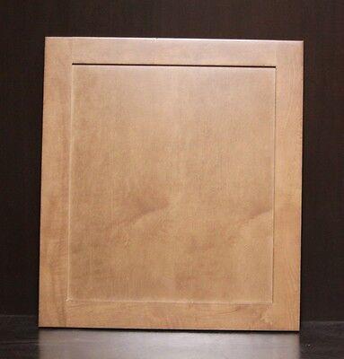 Set 46 Kraftmaid Kitchen Cabinets Rae Maple Shaker Style Doors, Fronts & Panels