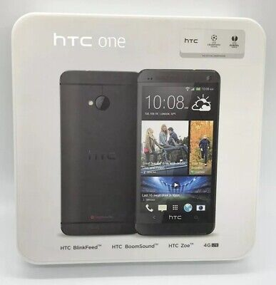 9/10 Condition!!! HTC One M7 - 32GB - Black - Unlocked - FAST SHIPPING!!!