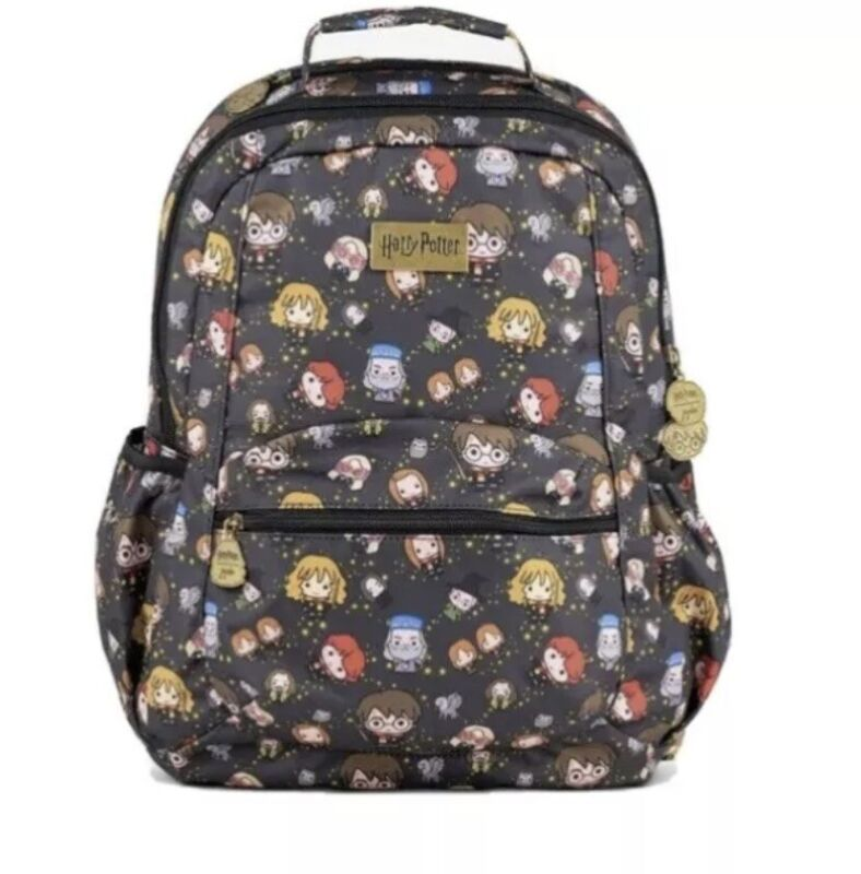 New JuJuBe x Harry Potter Be Packed Backpack Lightweight Travel-Friendly