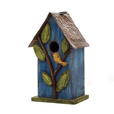 Hanging Decorative Birdhouse - Glitzhome 9.84