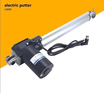 New 50700mm Stroke Linear Actuator Max 1320lbs6000n 12v 24v Dc M