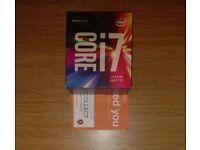 Intel Core i7 6770 CPU (BOXED, SEALED) & Mini ITX Motherboard (NEW)