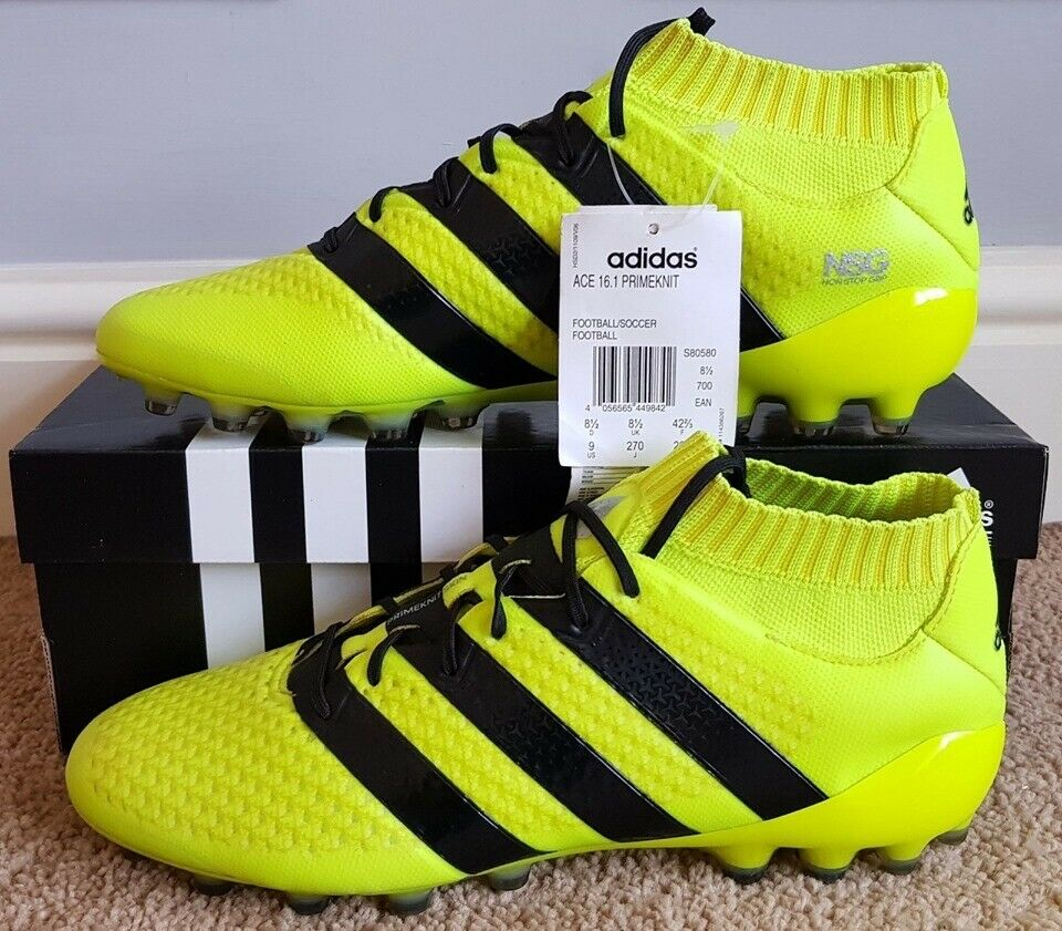 size 40 42f80 5547b Adidas Ace 16.1 Primeknit AG 8.5 Football Boots RRP £200 - footy fg sg copa  x 3g predator nemeziz | in Broadheath, Manchester | Gumtree