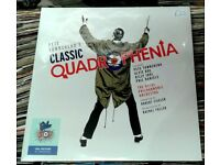 Brand new n sealed The Royal Philharmonic Orchestra Pete Townshend's Classic Quadrophenia Mods Vinyl