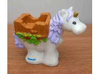 Fisher Price Little People fairy unicorn