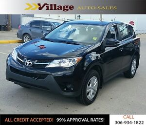2013 Toyota RAV4 LE Accident Free! All Wheel Drive, Front Fog...
