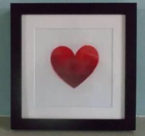 DOUG HYDE - LOVE - FRAMED CARD PRINT