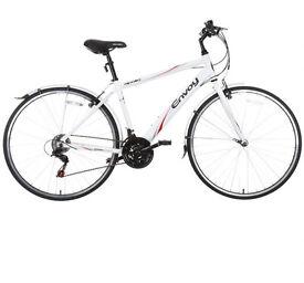 2 nearly new bikes envoy &BMX