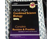 AQA GCSE Combined Science Biology Revision Guide