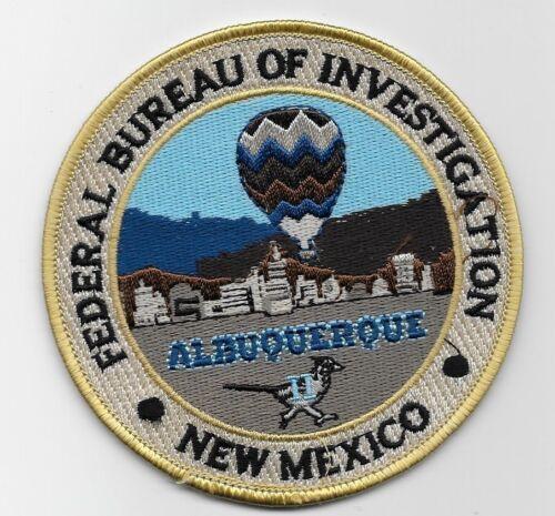 FBI Albuquerque New Mexico NM Police Sheriff State NM GMAN