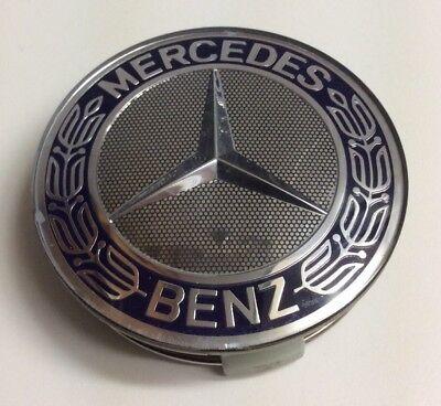 Mercedes Benz Center Cap BLUE WREATH