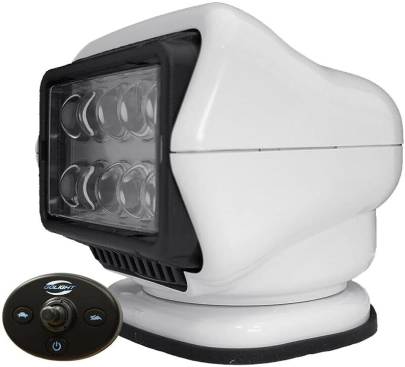 Golight 30204 Stryker LED Remote Controlled Searchlight