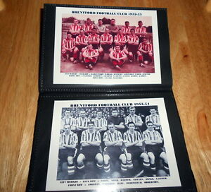 BRENTFORD-FOOTBALL-CLUB-Photo-Album-1930s-40s-50s