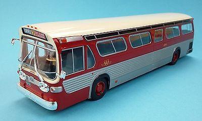 Bus Gmc Fishbowl Tdh 5301 Ttc Toronto Transit  1 43 New   Box Diecast Model