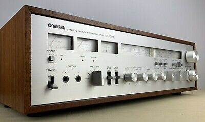 YAMAHA CR 1020 RECEIVER VINTAGE STEREO - BEAUTY