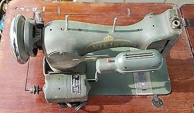Antique viking sewing machine