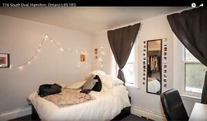 Student Sublet near McMaster University and Mohawk College