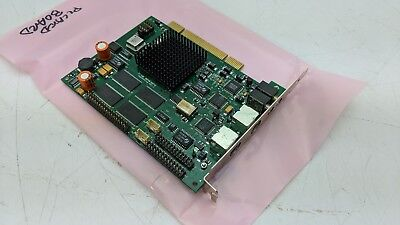 C-cube Microsystems Picard Board Rev1.2 Pci Computer Video Data Acquisition Card