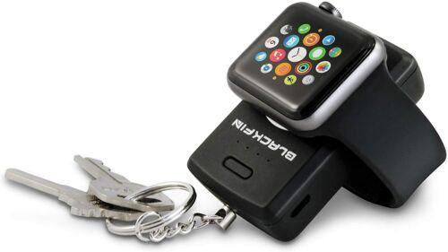 Blackfin Keychain Power Bank for Apple WatchPortable Charger 1000mAh Black NIP