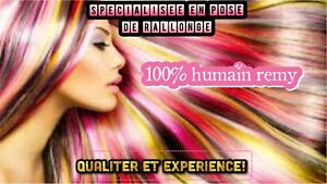 Distributeur d'extension cheveux
