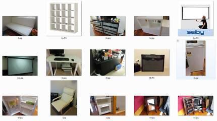 Ikea Sofa Bed Table Shelf Baby Cot Car Capsule Fridge Moving Sale Kogarah Rockdale Area Preview