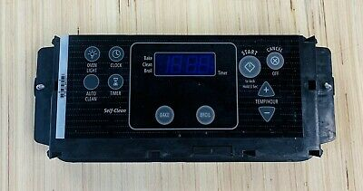 W10114371 WHIRLPOOL RANGE OVEN STOVE CONTROL BOARD