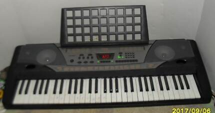 Base 61 keys digital electronic keyboard and stand, TAKB04