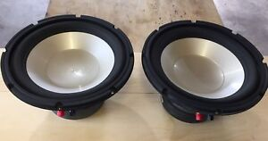 """10"""" Infinity Subwoofers"""