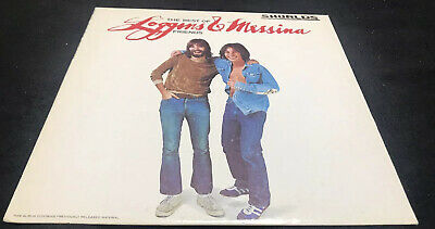 Loggins and Messina The Best of Friends LP PC34388 NM