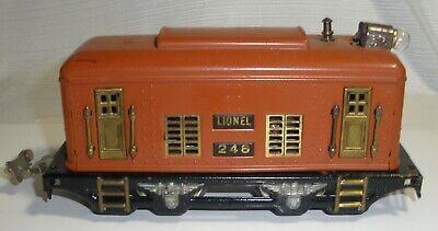 Lionel Prewar 248 locomotive nice condition #2