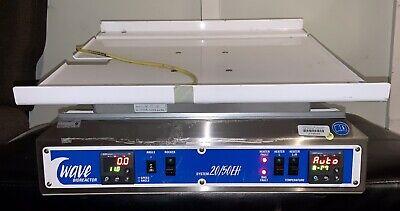 Ge Wave Bioreactor System 2050 Liter Tray 20l Holder