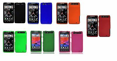 Hard Cover Case for Motorola DROID RAZR XT912 / XT910 / Droid HD / Spyder Phone (Phone-case Motorola Razr)