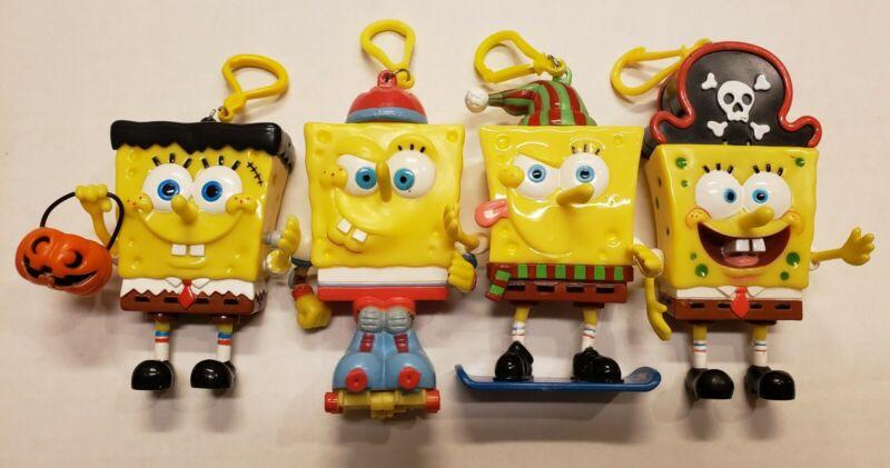 Spongebob Squarepants Keychain Ornaments