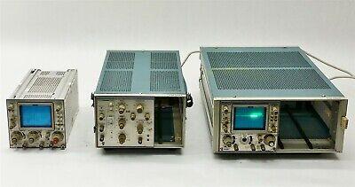 Tektronix Tm503 Tm504 Mainframe Sc502 Sc504 Oscilloscope Pg508 Generator Parts