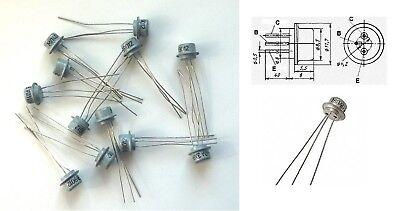 MP37B = T322N Germanium transistor 30V  USSR  Lot of 25 pcs