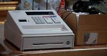 POS cash register Deloraine Meander Valley Preview