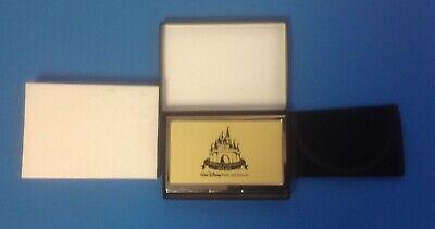 Walt Disney Parks And Reorts Business Card Holder