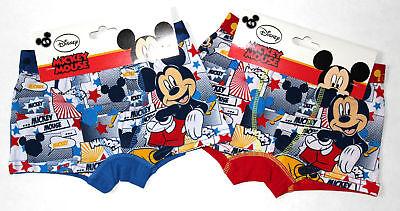 Disney Boxer Shorts (Disney  Mickey Mouse KinderJungen Boxershorts Gr. 92-128 SlipBoxer neu!)