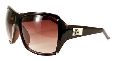 Neu Black Flys X Fly Girls Sonnenbrille an der Brown Polarisiert Gelbe Gläser