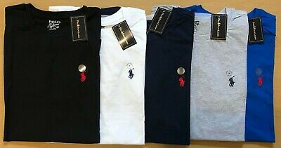 Men's Ralph Lauren Short Sleeve Crew Neck T-Shirt