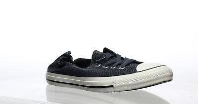 Converse Womens Blue Skateboarding Shoes Size 9 (721616)