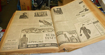 The Hartford Daily Courant Newspapers 1936 Newspaper Historical Vintage