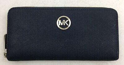 Michael Kors Blue Wallet (E-1401)