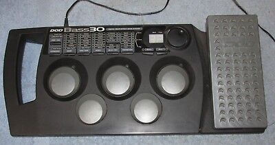 Vtg DOD BASS 30 BASS30 Multi Effects Pedal J0624