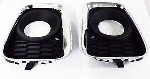 Genuine-Holden-New-Fog-Lamp-Cover-Set-of-2-suits-Series-2-VE-SV6-SS-Commodore